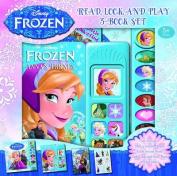 Read, Look & Play Disney Frozen