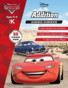 Disney Cars Addition - Learning Workbook
