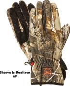 Manzella Productions Bow Ranger Fleece Glove Realtree Xtra Camo Medium