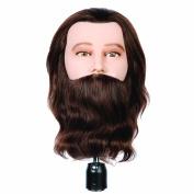 Hairart Joe 25cm Deluxe with Beard Classic Mannequin Head