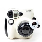 Panda Style Mini Selfie Photo Lens Frame for Fujifilm Instax Mini 7S - Black