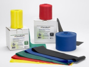 Thera-Band Latex-Free Exercise Band Pack