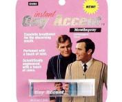 Breath Spray - Instant Gay Accent