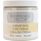 Deco Art Americana Decor Creme Wax, 120ml, Clear