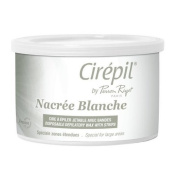 Cirepil Nacree Blanche Wax, 410ml Tin