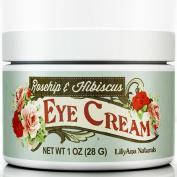 Eye Cream - Daily Moisturiser and Anti Ageing Cream Skin Care - 30ml. NO Parabens, Artificial Colour or Fragrance - Natural Ingredients include Vitamin C, Aloe Vera, Vitamin E, Vitamin B3 plus more Anti Ageing and Moisturising I ..