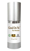 Goodonya Nano Eye Serum Concentrate, Vitimin C Serum - Better than Retinol Cream or Vitamin A for Skin Discoloration and Crows Feet | Firms and Tightens While Smoothing Out Fine Lines and Wrinkles | Dark Circle Treatments |Best Eye Serum | Organic Eye ..