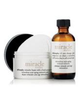 Miracle Worker Miraculous Anti-ageing Retinoid Pads (15 Ct.) & Miraculous Anti-ageing Retinoid Solution (15ml) Travel Set