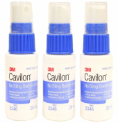 Cavilon No Sting Barrier Film - 28 ml Spray - Pack of 3