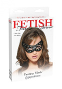 Fetish Fantasy Series Fantasy Mask, Black