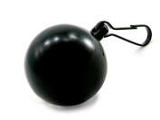 M2m Weight, Ball With Clip, 240ml, Black