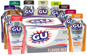 GU Original Sports Nutrition Energy Gel, Variety Pack, 24-Count