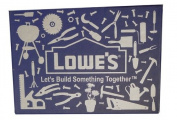 Gift Card Holder Lowe's Box