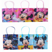 Disney Mickey and Minnie Party Favour Goodie Small Gift Bags 12