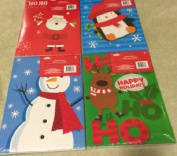 3 PACK DECORATED CHRISTMAS GIFT BOXES