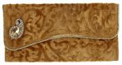 Velvet Gift Envelope Card Money Holder Packet for Gifting Wedding Anniversaries or Birthdays