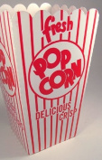 Open Top Popcorn (Favour) Boxes - 100 Count