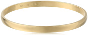 "kate spade new york Idiom Collection ""Heart of Gold"" Bangle Bracelet, 20cm"