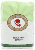 Coffee Bean Direct Medium Roast Espresso, Whole Bean Coffee, 2.3kg Bag