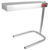 Nemco 6152-24 Single-Bulb Freestanding Bar Heater