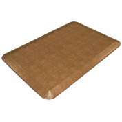 NewLife by GelPro Pebble Designer Comfort Mat, 50cm by 120cm , Caramel