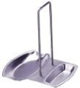 Progressive International CRLR-3 Stainless Steel Lid and Spoon Rest