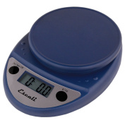 Primo Digital Kitchen Scale 11Lb/5Kg, Royal Blue