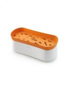 Lekue 0200702N07M017 Pasta Cooker, Orange