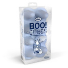 Fred Silicone Halloween Boo Ghost Ice Cube Tray and Gelatin Mould