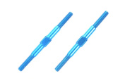 Tamiya Hop up Opushonzu OP.1250 3 × 43mm Aluminium Turnbuckle Shaft (two) Tamiya