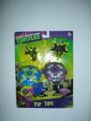 Nickelodeon Teenage Mutant Ninja Turtles Pop Tops