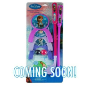 Disney Frozen Toy Golf Set for Indoor and Outdoor Fun! Includes Miniature Golf Course