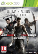 Ultimate Action: Triple Pack [Region 2]