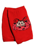 Weri Spezials Unisex Baby ABS Protection for Knees Ant 3-4 Years (98/104) Red