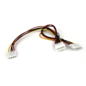 VCOM 25cm VC-IDE4YPW 4-Pin IDE Y Extension Power Cable
