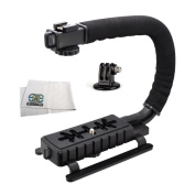 SSE PRO-GRIP Professional Video Stabilising Handle with GoPro Adapter Specifically Made for GoPro HD Hero3 & Hero3