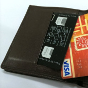 Universal Credit Card Style Sim Card Holder Case with Micro Nano Sim Card Adapter with Pin Tool