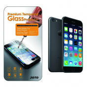 JOTO iPhone 6 Plus 5.5 Tempered Glass Screen Protector - iPhone 6 Plus 0.33 mm Rounded Edge Tempered Glass Screen Protector Film Guard for Apple iPhone 6 Plus 5.5 inch