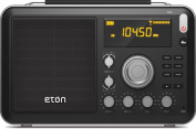 Eton NGWFB Field AM/FM with RDS and Shortwave Radio, Black