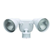 Defiant 270 Degree Outdoor White Motion Security Light