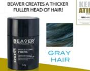 Keratin Hair Thickening Fibres 12gms