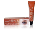 Salon System Combinal Eyebrows and Eyelashes Tint, Light Brown 15 ml