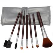 7pce Makeup Brush Set