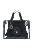 Armani Jeans Black 291.55 Women's Shoulder Bag