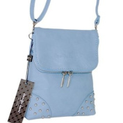 Jennifer Jones Women's Top-Handle Bag BLUE 19 x 4 x 21 cm
