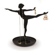 Jewellery Holder Stand - Ballerina Dancer