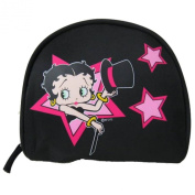 Genuine Betty Boop 'Show Girl' Make-Up Cosmetics Bag Purse - Beauty Accessories