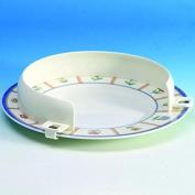 Plastic Plate Surround - Triple Pack