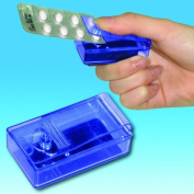 Pill Puncher with Container