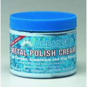 Twinco Seafoam BMIL40012 Metal Polish Cream-210ml JAR METAL POLISH